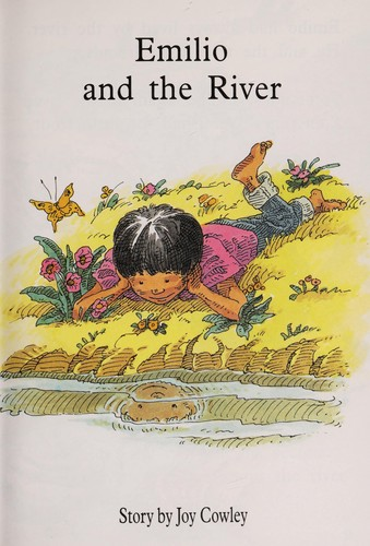 Emilio and the river by Joy Cowley