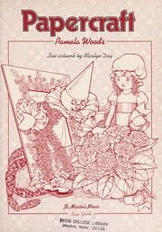 Cover of: Papercraft | Pamela Woods