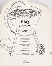Cover of: BBQ cooking | John Carr Farris