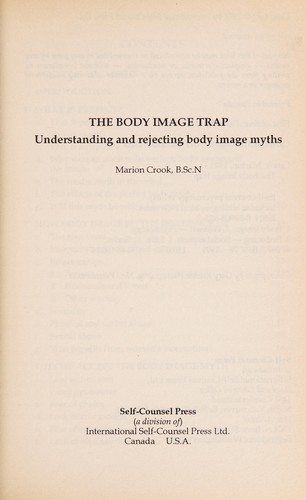 The body image trap by Marion Crook