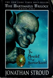 Cover of: The Amulet of Samarkand