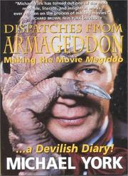 Cover of: Dispatches from Armageddon