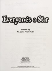 Cover of: Everyone's a Star
