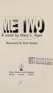 Cover of: Me two | Mary C. Ryan