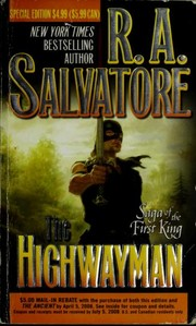 Cover of: The Highwayman | R. A. Salvatore