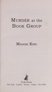 Cover of: Murder at the book group
