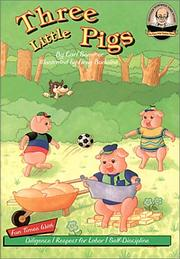 Cover of: Three Little Pigs | Carl Sommer