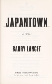 Cover of: Japantown