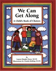 Cover of: We can get along