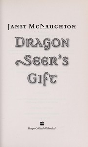 Cover of: Dragon seer's gift