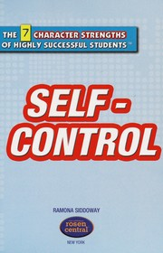 Cover of: Self-control