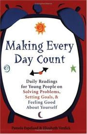 Cover of: Making every day count