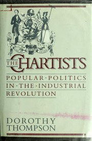 Cover of: The Chartists | Thompson, Dorothy