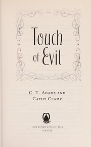 Cover of: Touch of evil