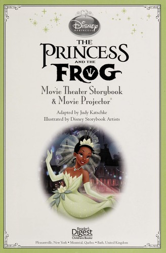 The Princess and the frog by Judy Katschke