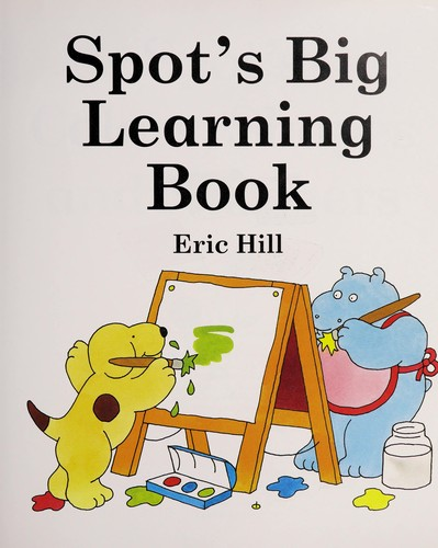 Spot's Big Learning Book by