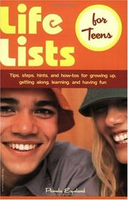 Cover of: Life Lists for Teens