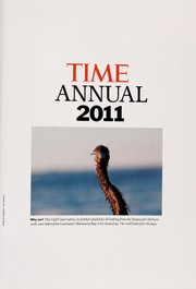 Cover of: Time annual 2011 |