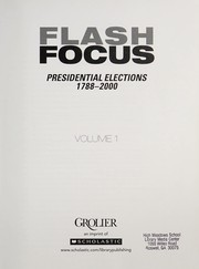 Cover of: Flash Focus