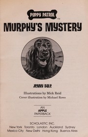Cover of: Murphy