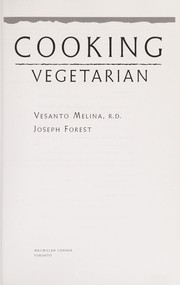 Cover of: Cooking vegetarian