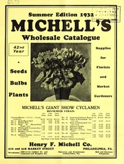 Cover of: Michell