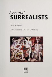 Cover of: Essential surrealists | Tim Martin