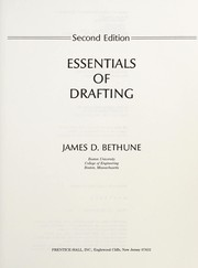 Cover of: Essentials of Drafting