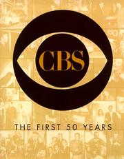 Cover of: CBS, the first 50 years