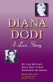 Cover of: Diana & Dodi | Rene Delorm