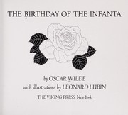 Cover of: The birthday of the infanta | Oscar Wilde