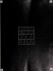 Cover of: 20th Publication Design Annual |