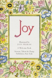 Cover of: Joy