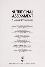 Cover of: Nutritional assessment