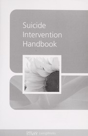 Cover of: Suicide Intervention Handbook |