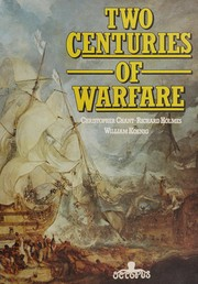 Cover of: Two centuries of warfare | Chant, Christopher.