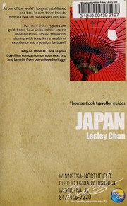 Cover of: Japan | Leslie Chan