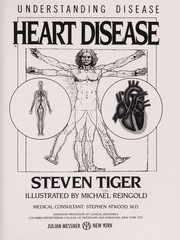 Cover of: Heart disease | Steven Tiger
