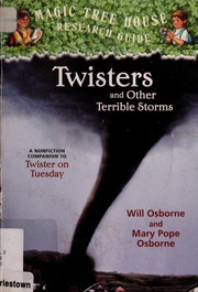 Cover of: Twisters and other terrible storms | Will Osborne