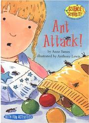 Cover of: Ant attack! | Anne James