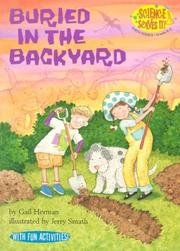 Cover of: Buried in the backyard