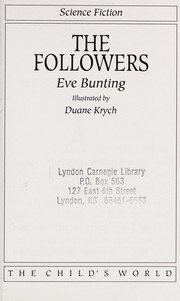 Cover of: The Followers: The Eve Bunting Collection