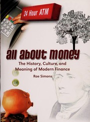 Cover of: All about money