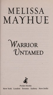 Cover of: Warrior untamed