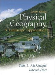 Physical geography by Tom L. McKnight