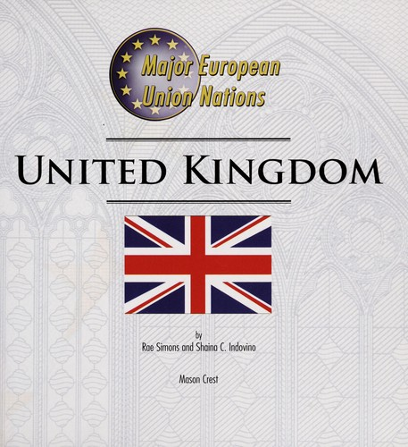 United Kingdom by Rae Simons