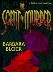 Cover of: The scent of murder