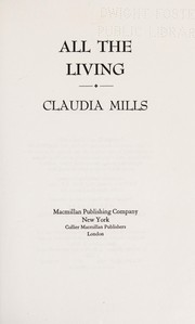 Cover of: All the Living