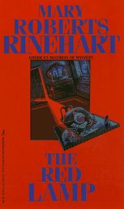 Cover of: The Red Lamp