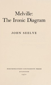 Cover of: Melville: the ironic diagram